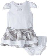 Absorba Love Bodysuit Set (Baby) - Grey-24 Months
