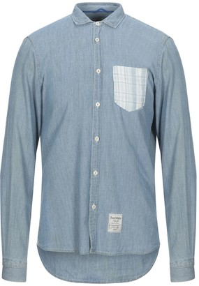 Fred Mello Denim shirts