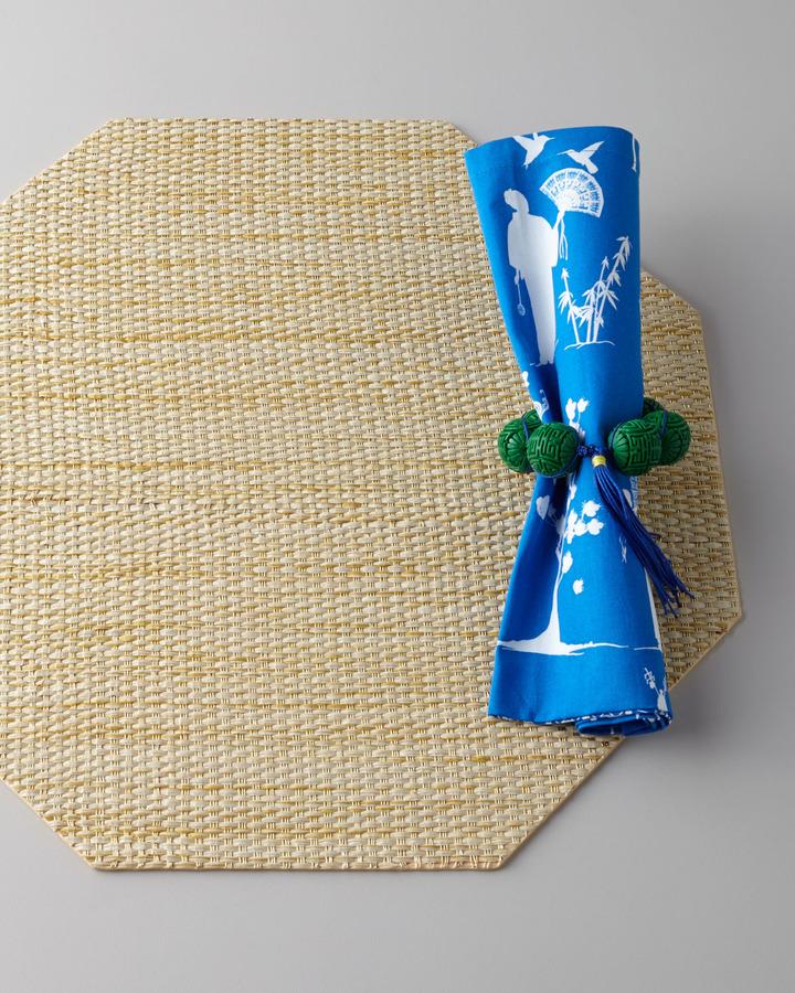 Kim Seybert Chinoiserie Table Linens