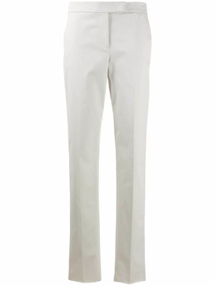 Giorgio Armani Straight-Leg Tailored Trousers