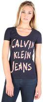 Calvin Klein - T-Shirt Pour Femme