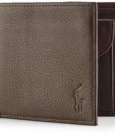 Ralph Lauren Coin-pocket Leather Wallet