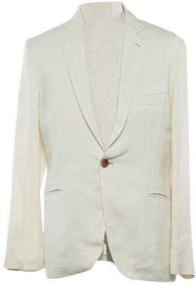 Hermes Beige Linen Jackets
