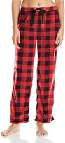 St. Eve Women's Packaged Microfleece Pajama Pant