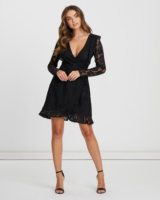 Morgan Chancery Lace Dress
