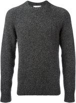 Ami Alexandre Mattiussi raglan sleeve crew neck sweater