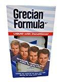 Grecian Formula Liquid with Conditioner Hair Color, 8 oz