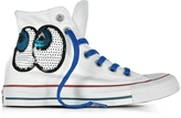Converse Limited Edition Chuck Taylor All Star Hi White Tropical Canvas LTD Sneakers