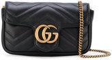 Gucci GG Marmot Matelassé Mini bag - women - Calf Leather - One Size