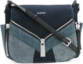 Diesel denim bag - women - Cotton/Leather/copper - One Size