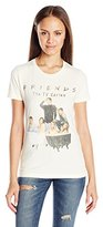 Goodie Two Sleeves Juniors Friends the Tv Series Graphic Tee