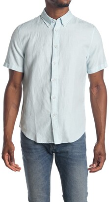 Rag & Bone Fit 2 Tomlin Short Sleeve Tomlin Shirt