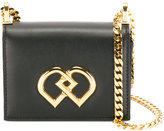 DSQUARED2 mini DD crossbody bag - women - Leather - One Size