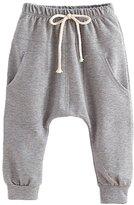 Verypoppa Baby Boys Girls Hip-Hop Big Pocket Casual Harem Pants Trousers