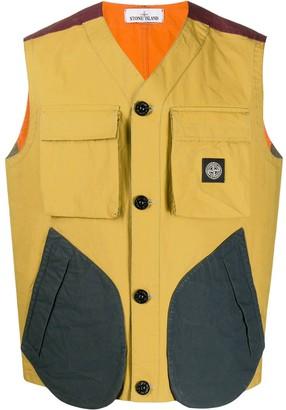 Stone Island Patch Pocket Jacket