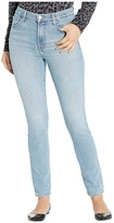 J Brand Ruby 30 High-Rise Cigarette in Marcella (Marcella) Women's Jeans