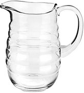 Sophie Conran for Portmeirion Ribbed Glass Pitcher
