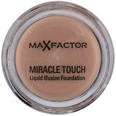 Max Factor Miracle Touch Foundation Natural 70