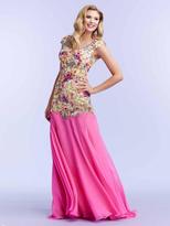 Mac Duggal Prom - 85434 in Pink/Multi