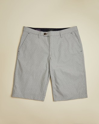 Ted Baker Woven Cotton Shorts