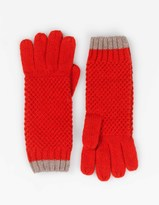 Boden Colourblock Gloves