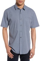 James Campbell Men's Gingham Sport Shirt