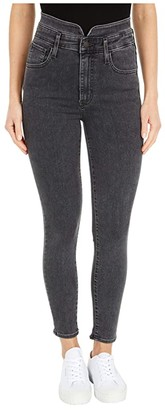Levi's(r) Womens Mile High Ankle Ex Waist (Cross Your Fingers) Women's Jeans