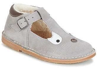 Citrouille et Compagnie HORET girls's Shoes (Pumps / Ballerinas) in Grey