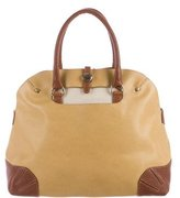 Furla Textured Leather Tote