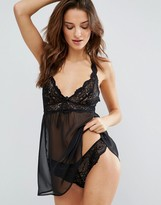 Boux Avenue Verity Thrill Chemise & Thong