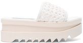 Stella McCartney Platform Slides