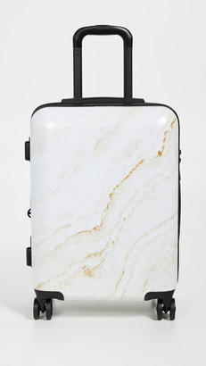 CalPak Gold Marble Carry On