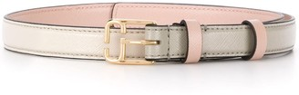 Marc Jacobs Textured Strap Belt