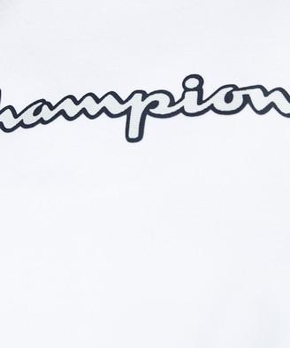 Champion Rochester Women's Crew Jumper White