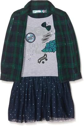 Desigual Girl's VEST_ACCRA Dress