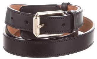 b1fa2418793 Horsebit Leather Belt - ShopStyle
