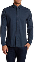 Slate & Stone Long Sleeve Trim Fit Shirt