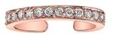 Anita Ko Rose Gold Ear Cuff with Diamonds