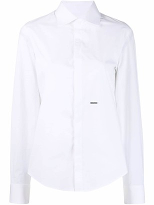 DSQUARED2 tailored shirt