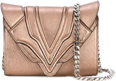Elena Ghisellini Magic Metal shoulder bag - women - Leather - One Size
