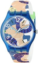 Swatch Unisex SUOZ189 Goat's Keeper Analog Display Quartz Multi-Color Watch