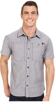 Black Diamond Short Sleeve Chambray Modernist Shirt