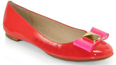 Kate Spade Tula - Patent Leather Ballet Flat