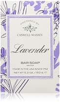 Caswell-Massey Lavender Bar Soap, 5.2 Ounce