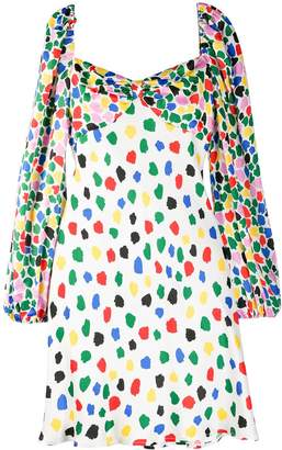 Rixo Paris printed dress