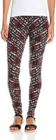 Angie Women's Printed Leggings