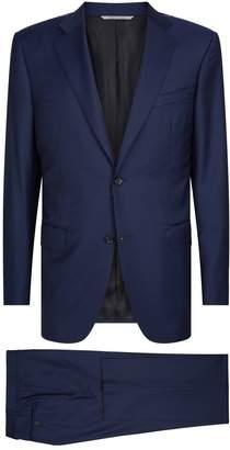 Canali Wool Slim Suit