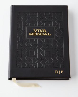 "Graphic Image Viva Mezcal"" Cocktail Recipe Book"