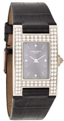 Chaumet Rectangular Watch