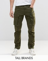 G-star Tall Rovic Zip Cargo Pants 3d Tapered